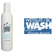 500psi Wet Suit Wash - 8 oz bottle