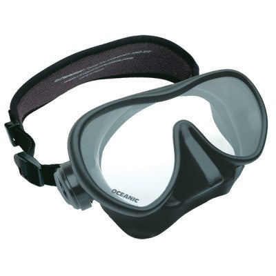 Oceanic Shadow Mask Black with Neo Strap