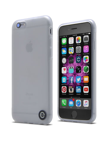 Slim-Fit Ultra-Grip TPU Case for iPhone® 6 and 6s / Frosted Clear