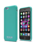 Slim-Fit Ultra-Grip TPU Case for iPhone® 6 and 6s / Deco Turquoise
