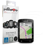 Screen Protector Kit for Garmin Edge 520, 520 Plus, 820 (Tempered Glass) 3-Pack