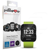 Screen Protector Kit for Garmin Forerunner 35 and 30 (Tempered Glass) 3-Pack