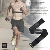 Mo-Fit Heart Rate Monitor Chest Strap for Garmin, Apple, Android, ANT+ & most Bluetooth 4.0 Devices