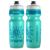 eNGNe – High Performance Bike Water Bottles – 24 oz | Turquoise & Teal (2-Pack)