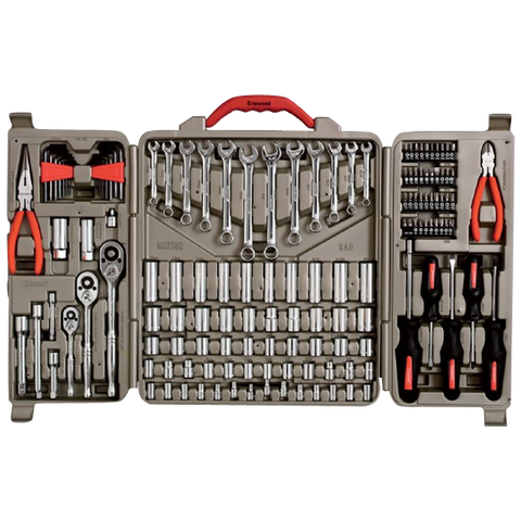 Crescent Mechanic's Tool Set