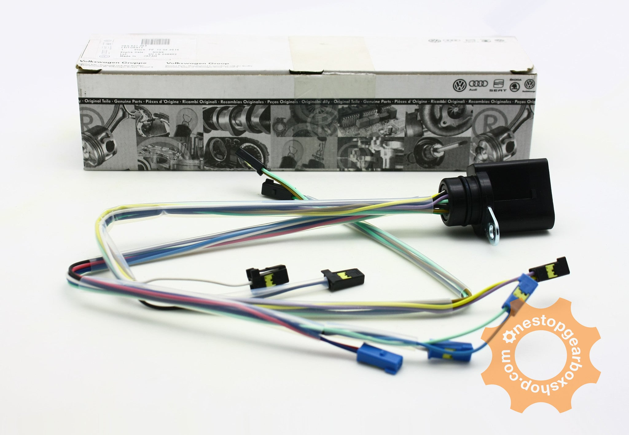 Vw 09g Tf60sn Automatic Gearbox Wiring Harness One Stop Shop Parts
