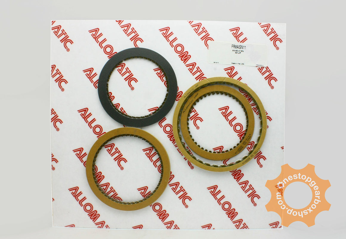 AF13 AF17 Automatic Gearbox Friction Kit Allomatic AW60-40LE AW60-51SN