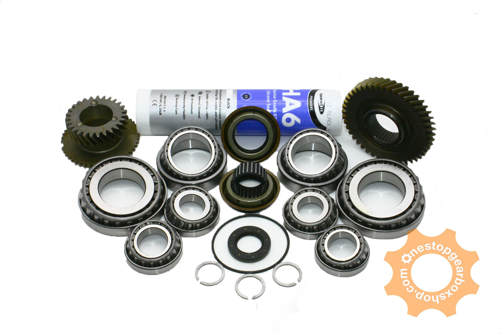VAUXHALL ASTRA M20 DIFF BEARING AND SEAL SET
