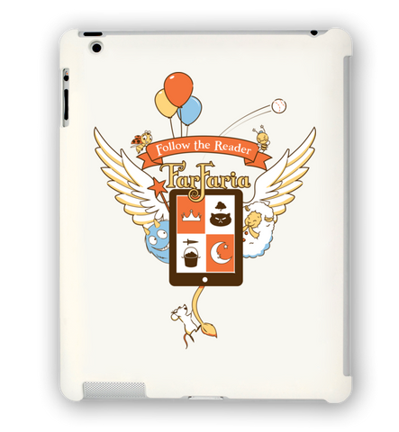 FarFaria Crest iPad Case