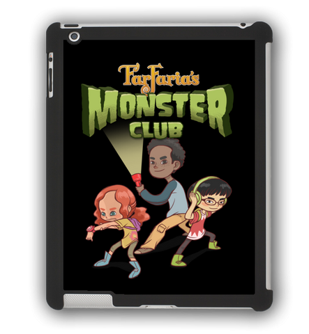 Monster Club iPad Case