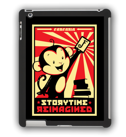 Storytime Reimagined iPad Case