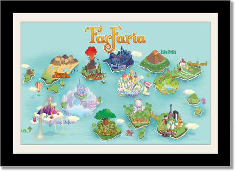 FarFaria World Poster