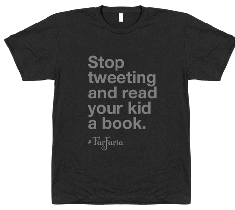 Stop Tweeting - Adult