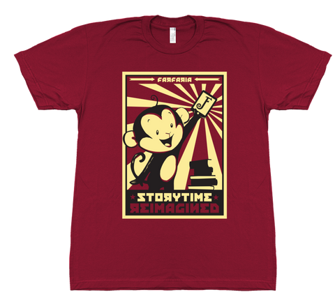 Storytime Reimagined Color - Adult