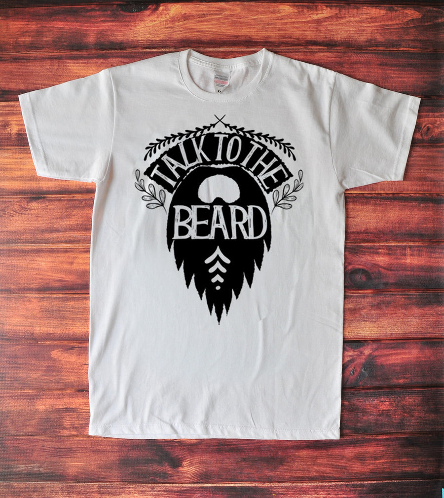 Talk To The Beard - The Graphitees
