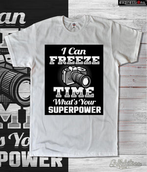 E-026 I Can Freeze Time - The Graphitees