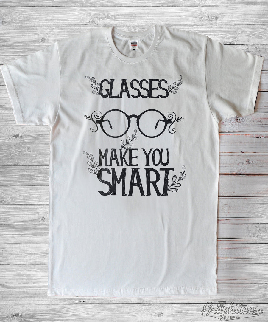 Glasses Make You Smart - The Graphitees