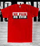 E-038 NO PAIN NO GAIN
