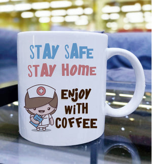 Stay Home - Nurse