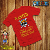 Wanted: Luffy - The Graphitees - 3