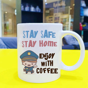 Stay Home - Police