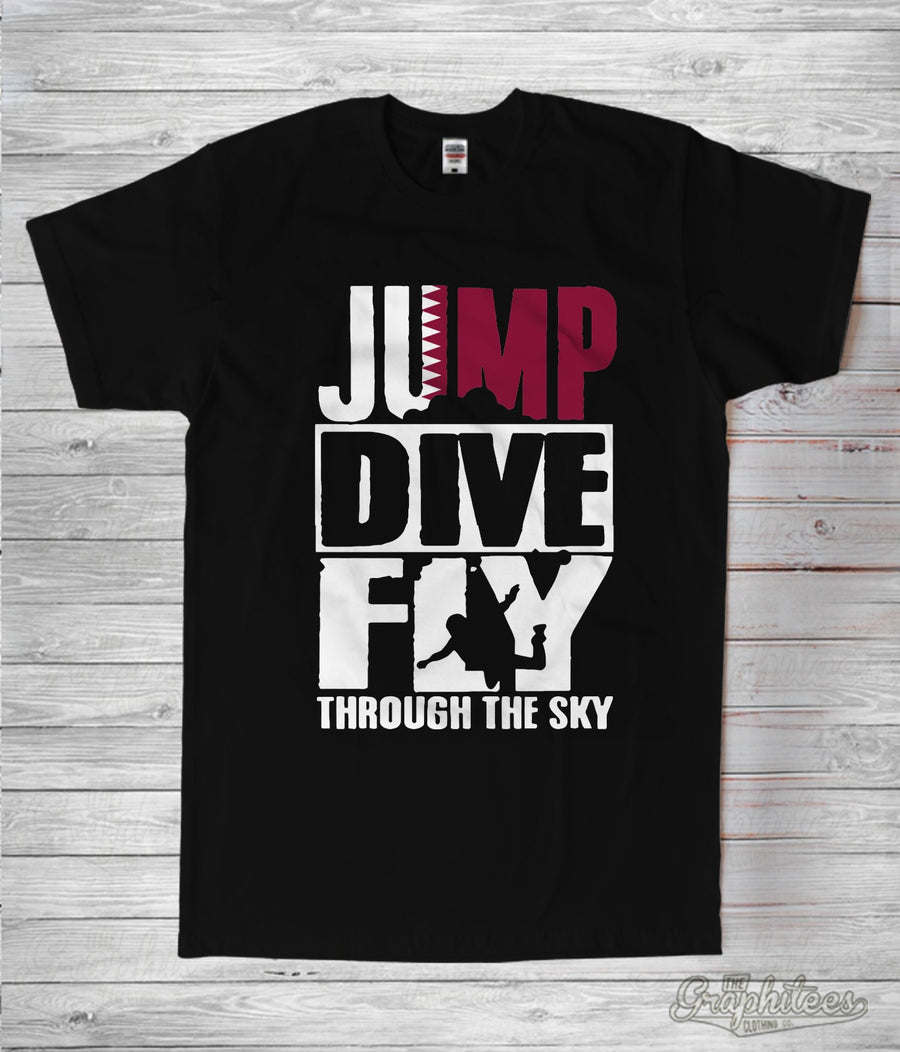 Jump Dive Fly