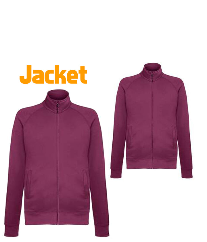 Lightweight Sweat Jacket
