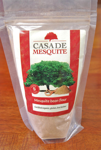 Mesquite Flour Meal 10 oz - Small- NOW FREE SHIPPING
