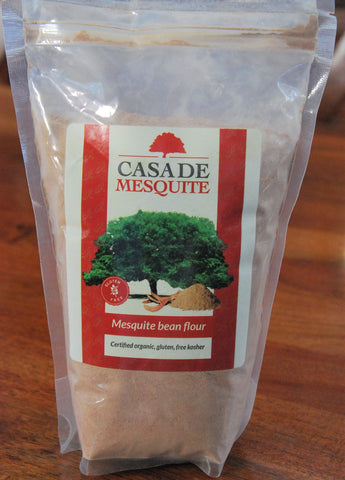 Mesquite Flour Meal 24 oz - Medium-NOW FREE SHIPPING