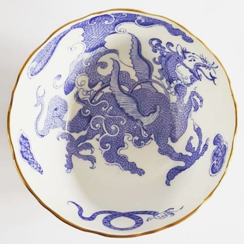 Blue Bowl China