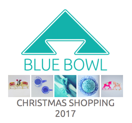 Blue Bowl Christmas shopping 2017