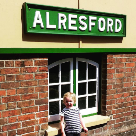 Alresford Train Station