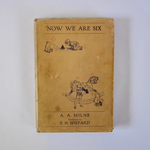 Set of A.A. Milne Books