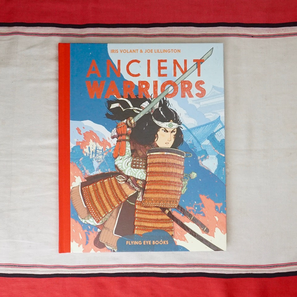 Ancient Wonders & Warriors by Iris Volant