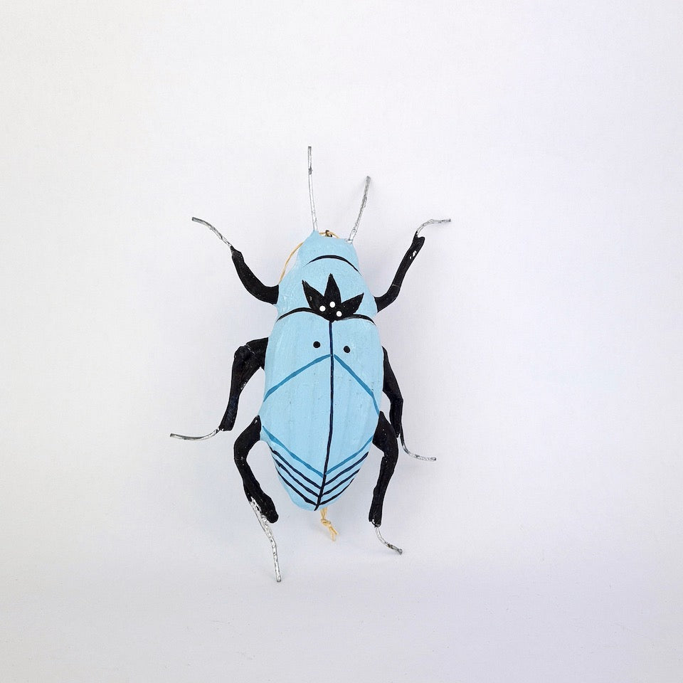 Beetle Ornament