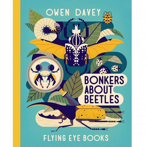 Animal Books by Owen Davey - Blue Bowl