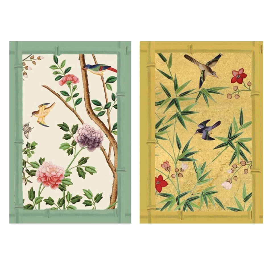 Chinoiserie Playing Cards