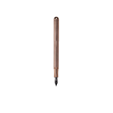 Copper Kaweco Liliput Fountain Pen - Blue Bowl
