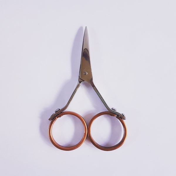 Craft Scissors - Blue Bowl