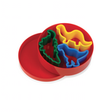Biscuit Cutters - Blue Bowl
