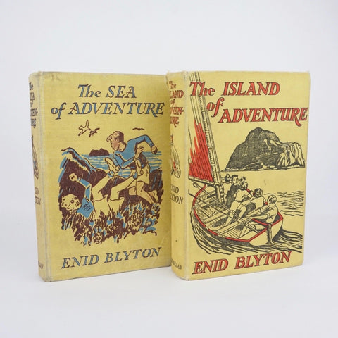 Pair of Enid Blyton Books
