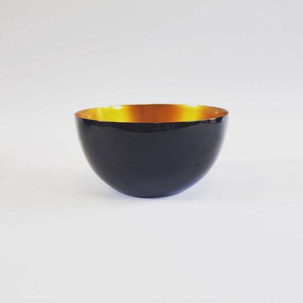 Goldfish Lacquer Bowl