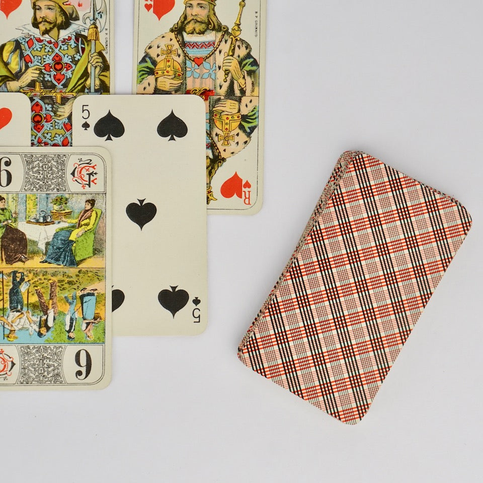 French Playing Cards - B P Grimaud