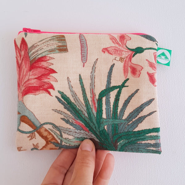 Jungle Zip Bag