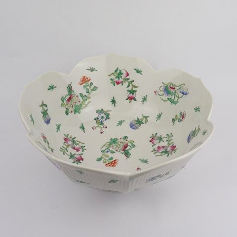 Lotus Serving Bowl