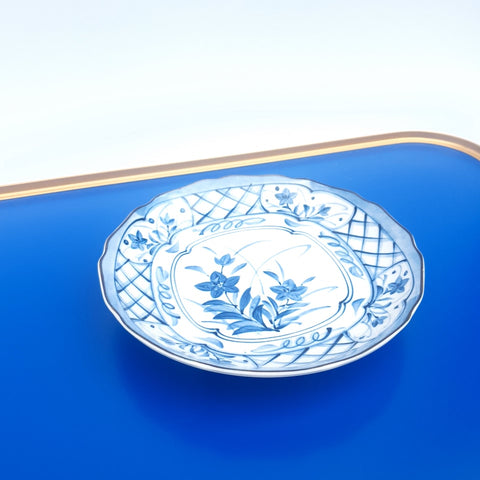 Lily Plate