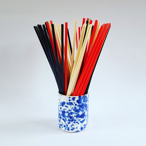 Chopsticks - Blue Bowl