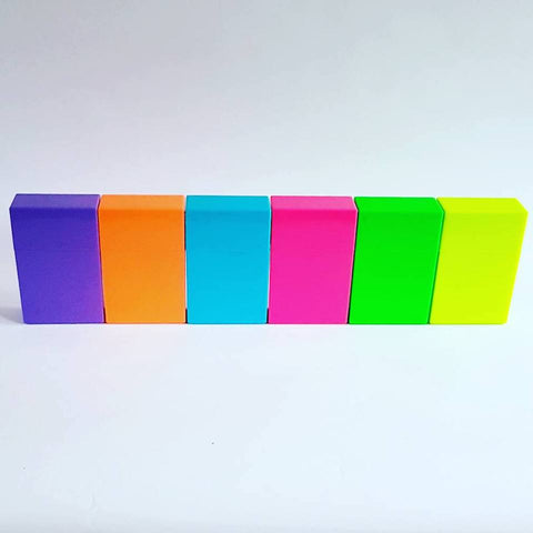 Neon Cigarette Case