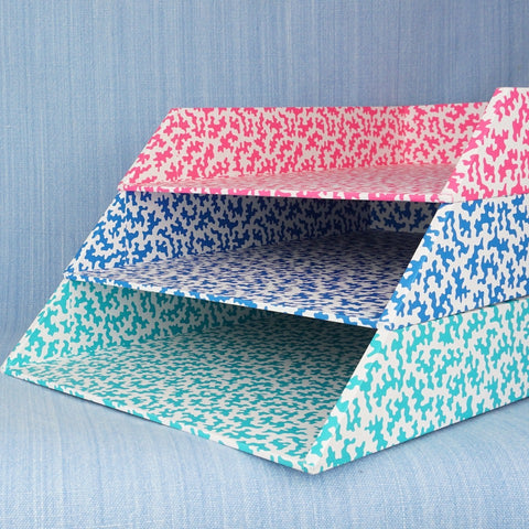 Squiggle Letter Tray