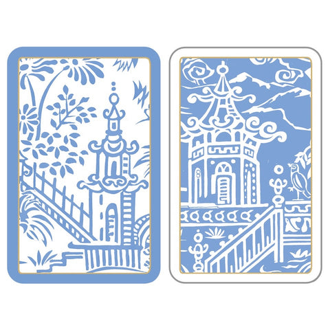 Pagoda Playing Cards